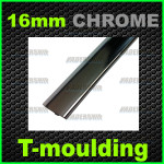 Chrome T-moulding-web