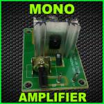 MONO - AMPLIFIER