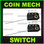 Coin Mechanism Switch