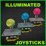 Illuminated Joysticks