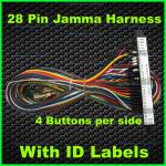 Jamma Harness 4B
