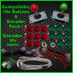 Joy&18 ILL Buttons,Encoder web