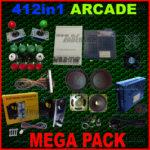 412in1 Mega PackGR